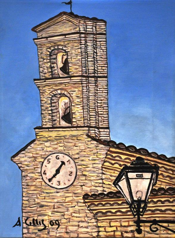 Campanile San Rocco (Cancellara)