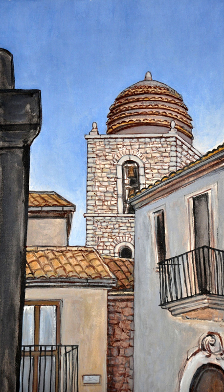 Il borgo antico di Pietragalla