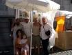 Antonio Cillis con amici pittori dell'argentina