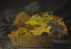 Canestra con frutta
