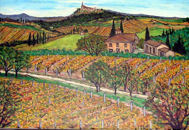 Vigne di Toscana
