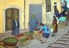Donne al mercato